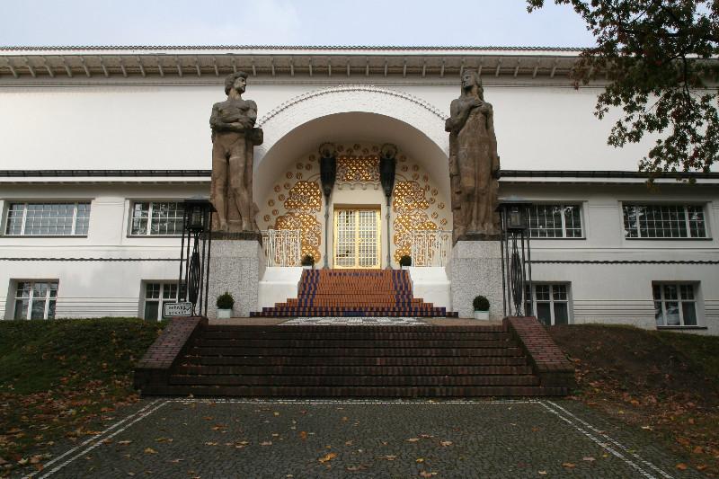 Josepho Olbricho projektuotas Ernsto Liudwigo namas Darmštate. Šaltinis – wikimedia.org