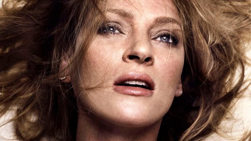 """Aktorės U.Thurman epizodinis darbas """"Nimfomanėje"""" – vienas emociškai stipriausių filmo epizodų."""