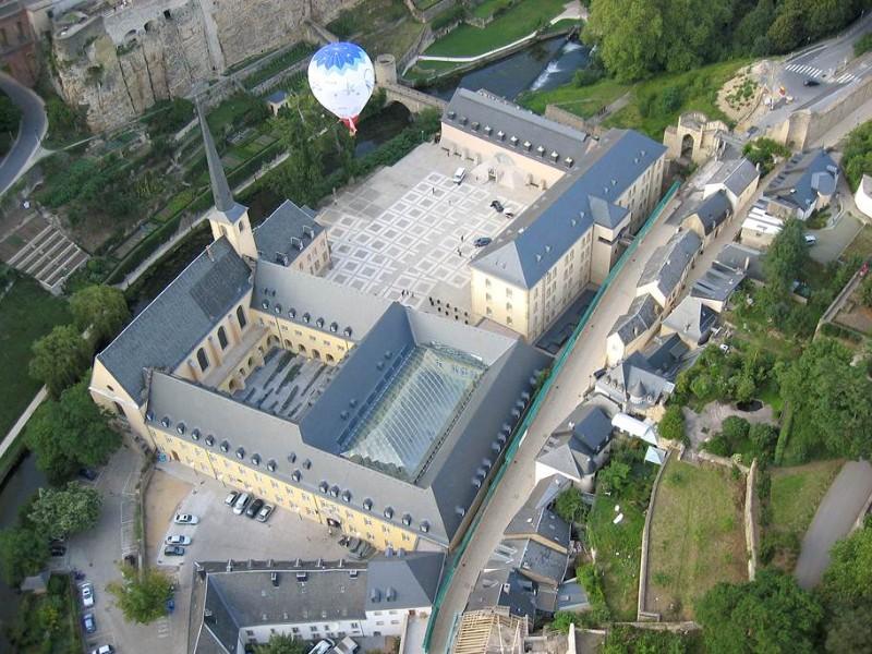 Rezidencijos vieta - kultūros centras Liuksemburge. EIB nuotr.