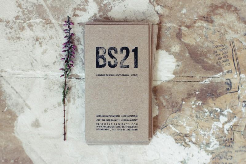 BS21 vizitinė kortelė