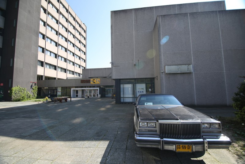 ACTA meno inkubatorius Amsterdame įsikūręs buvusioje odontologijos mokykloje