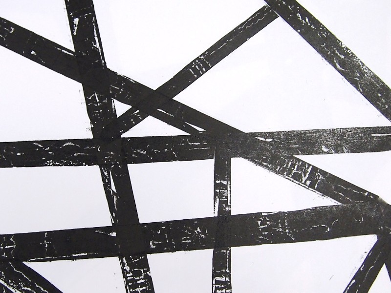 Jurijaus Štapakovo grafikos darbas