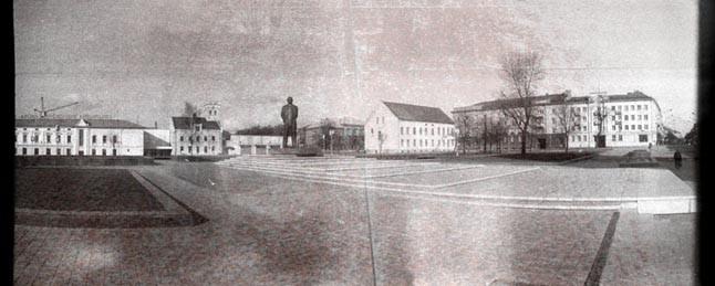 VADAS. Skulptoriaus Gedimino Jokūbonio Maskvai pristatytas paminklo Leninui, turėjusio stovėti Kremliuje, projektas, buvo atmestas ne dėl meniškumo stokos, bet dėl to, kad autorius - lietuvis. Vytauto KARACIEJAUS nuotr.