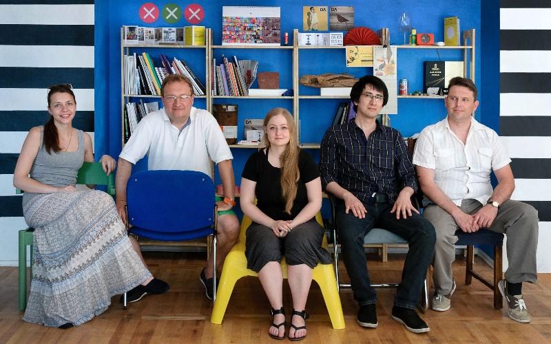 VDA Klaipėdos fakulteto interjero dizaino programos dėstytojų ir studentų komanda reguliariai dalyvauja tarptautiniuose architektūriniuose konkursuose. Algirdo Kubaičio nuotr.