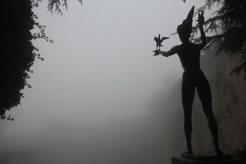 Didžioji Britanija, Londonas. Karalienės Viktorijos parkas. Eglės Mineikaitės nuotr.