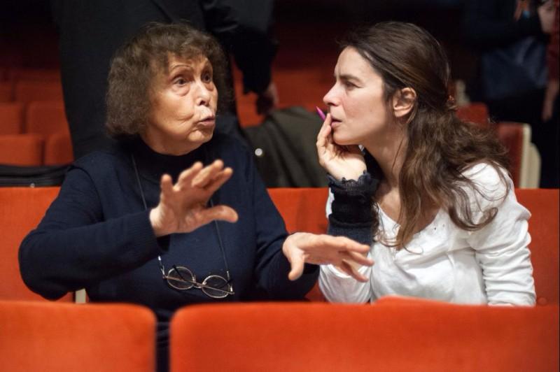 Alice di PIazza ir Sofia Gubaidulina