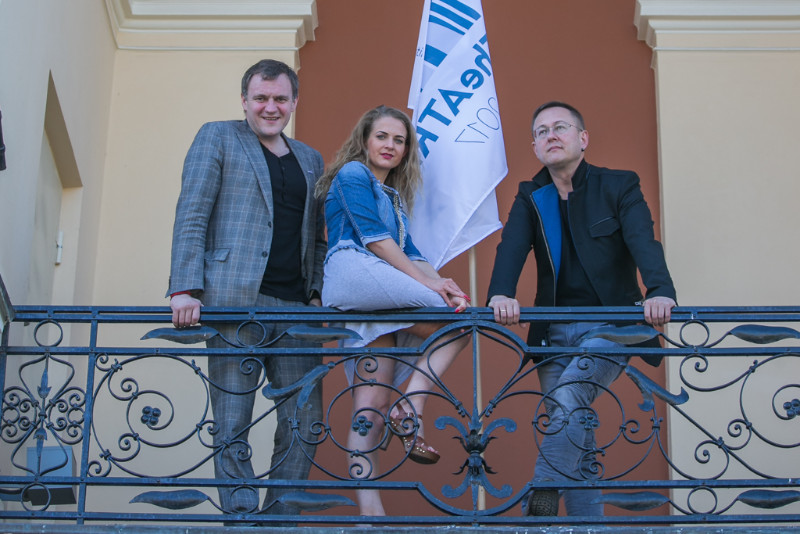TheATRIUM_organizatoriai_Vytauto_Petriko_foto