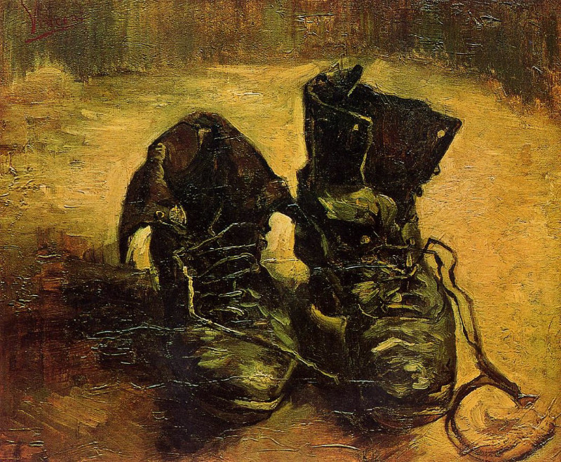 VincentVanGogh_A_Pair_of_Shoes_1886