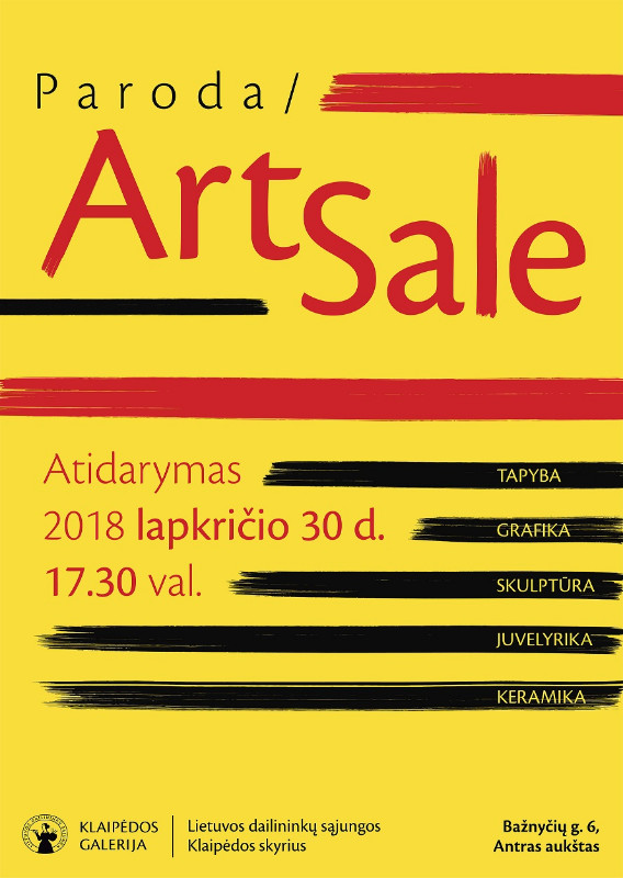 ArtSale_plakatas