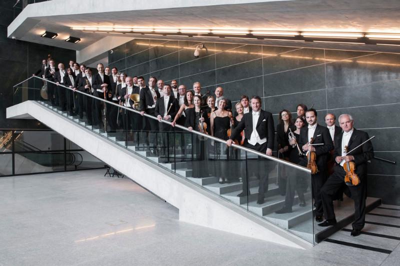 Orchestra Svizzera Italiana, OSI al LAC, Lugano
