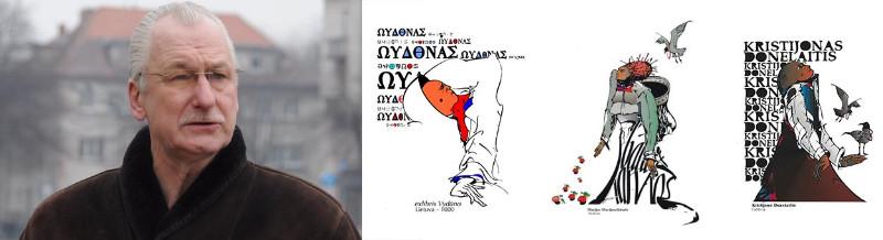 Klaipėdos miesto vyriausiasis dailininkas Mindaugas Petrulis.