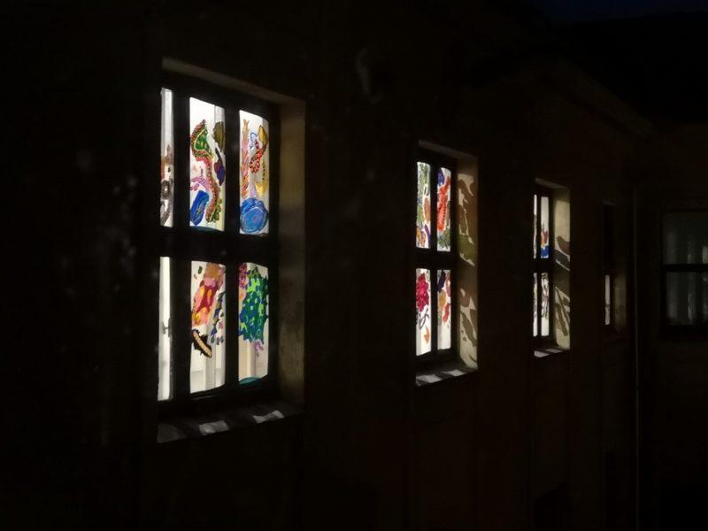 """Loren Britton """"Interdependency"""" galerijos """"Si:said"""" languose. Organizatorių nuotraukos"""