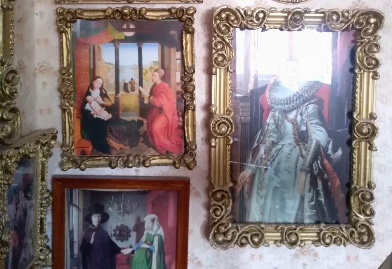 Iš Benedikto Žiniausko reprodukcijų kolekcijos.