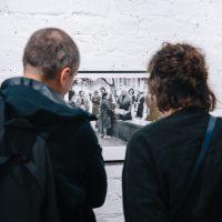 """Vito Luckaus paroda """"Kelionės. Tbilisyje"""" galerijoje """"Ra"""". 2020 m. Organizatorių nuotr."""