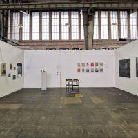 """Baroti galerijos stendas Berlyno meno mugėje """"Positions"""". Asmeninio archyvo nuotr."""