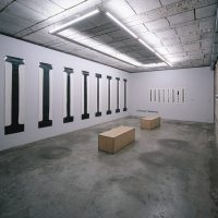 "Gintauto Trimako darbų ekspozicija galerijoje ""Ya"". 2020 m. Organizatorių nuotr."
