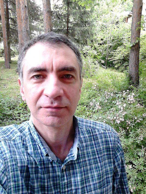Vladislavas Adelkhanovas. Asmeninio albumo nuotr.