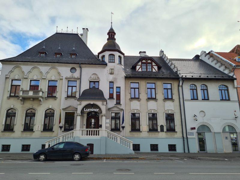 Leopoldo Aleksanderio vila. Organizatorių archyvo nuotr.