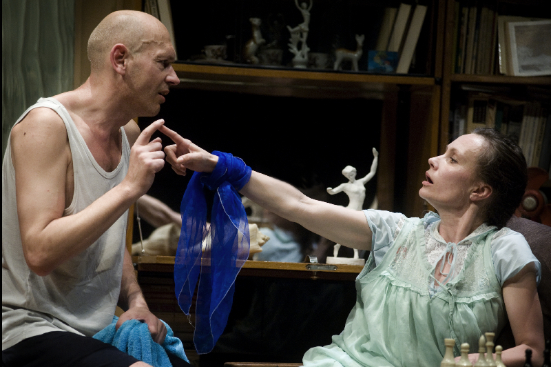 "W. Shakespeare'o ""Miranda"" (rež. O. Koršunovas). Dmitrijaus Matvejevo nuotr."