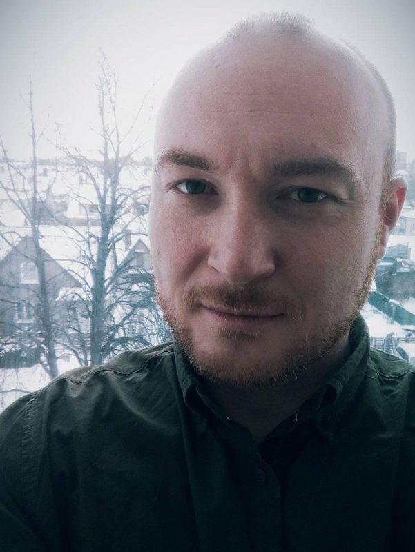 Evgenii Milovanov. Asmeninio albumo nuotr.