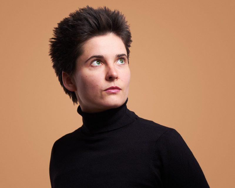 Karina Novikova. Christiano Rocco nuotr.