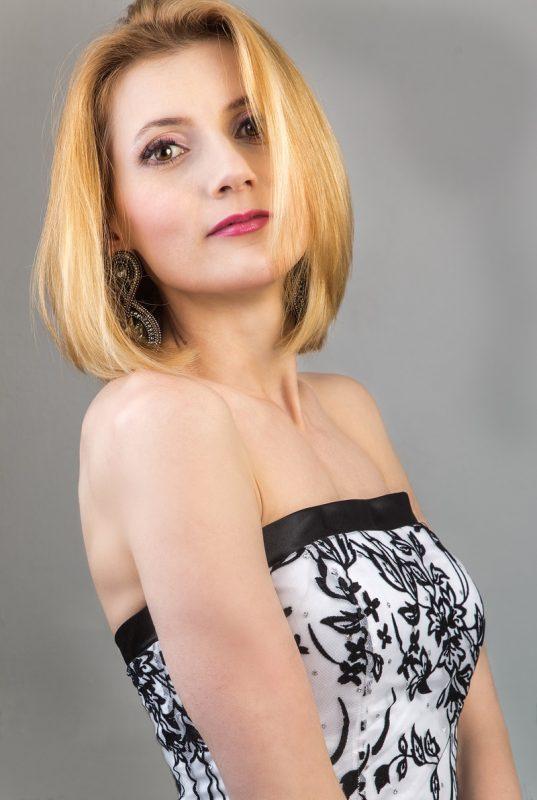 Viktorija Bakan. Asmeninio albumo nuotr.