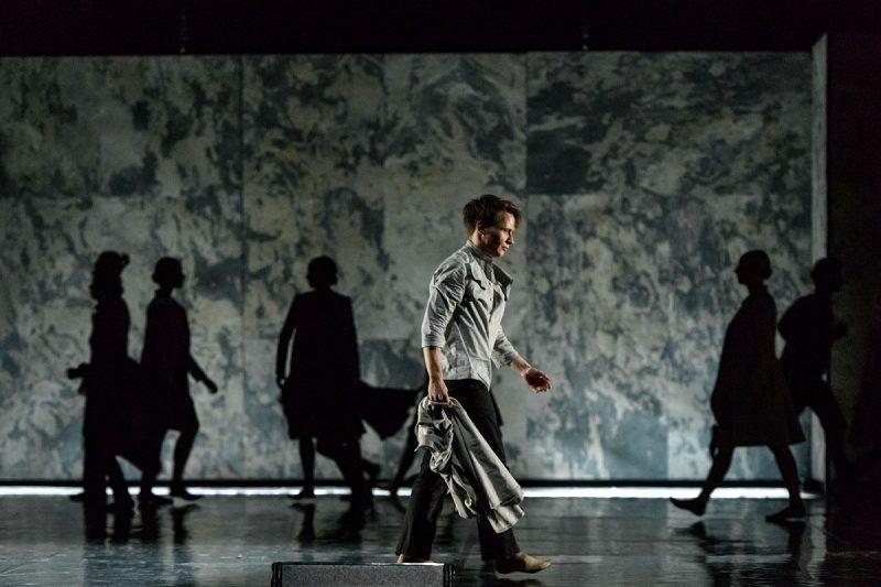 "Roman Semenenko – Jaunasis Faustas (šokio spektaklis ""Faustas""). Martyno Aleksos nuotr."