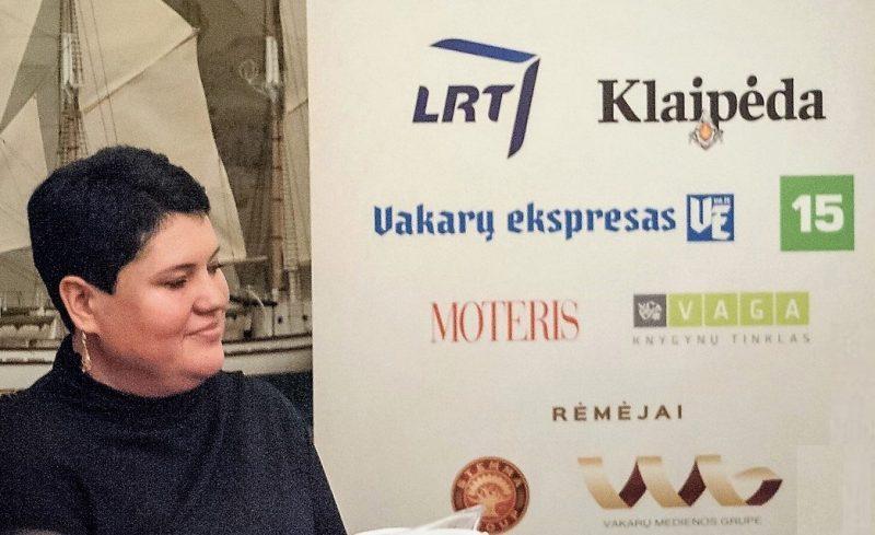 KVMT specialistė ryšiams su visuomene Žaneta Skersytė. KVMT archyvo nuotr.