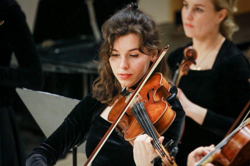 Anna Luiza Aleksandrow-Bertash. Vytauto Petriko nuotr.