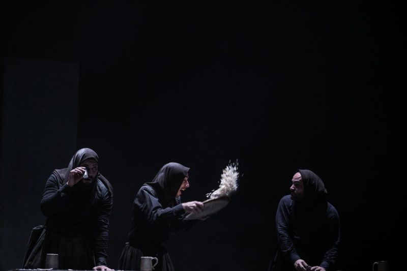 """""""Makbetas"""", rež. Alessandro Serra. Organizatorių archyvo nuotr."""