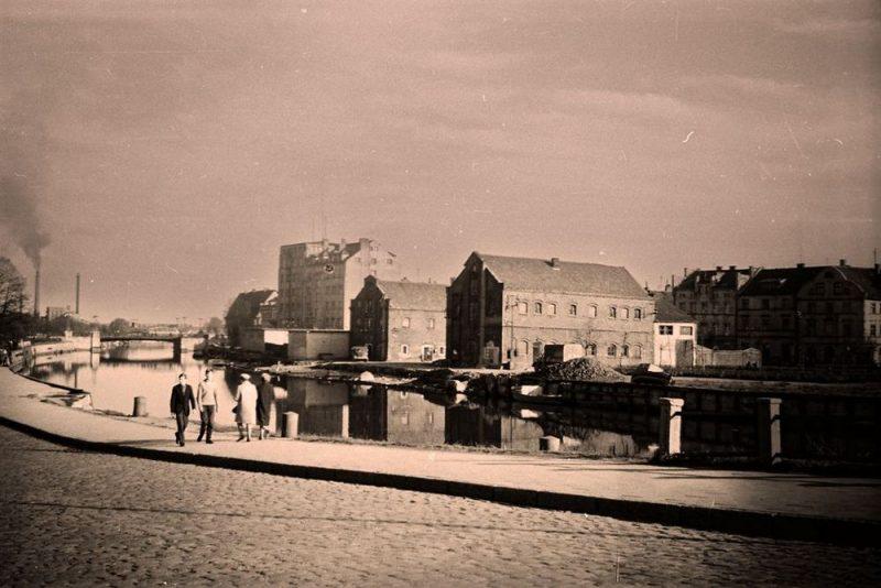 Senoji Klaipėda. Romano Borisovo nuotr.