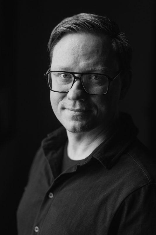 Kompozitorius Łukasz Wójcik. Kemel Photography nuotr.