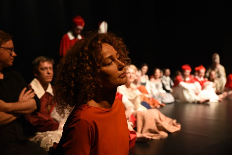 Režisierė Agata Duda-Gracz. Algirdo Kubaičio nuotr.
