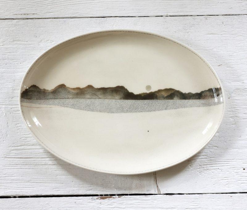 Kristinos Juškevičiūtės-Kinderienės keramikos darbas