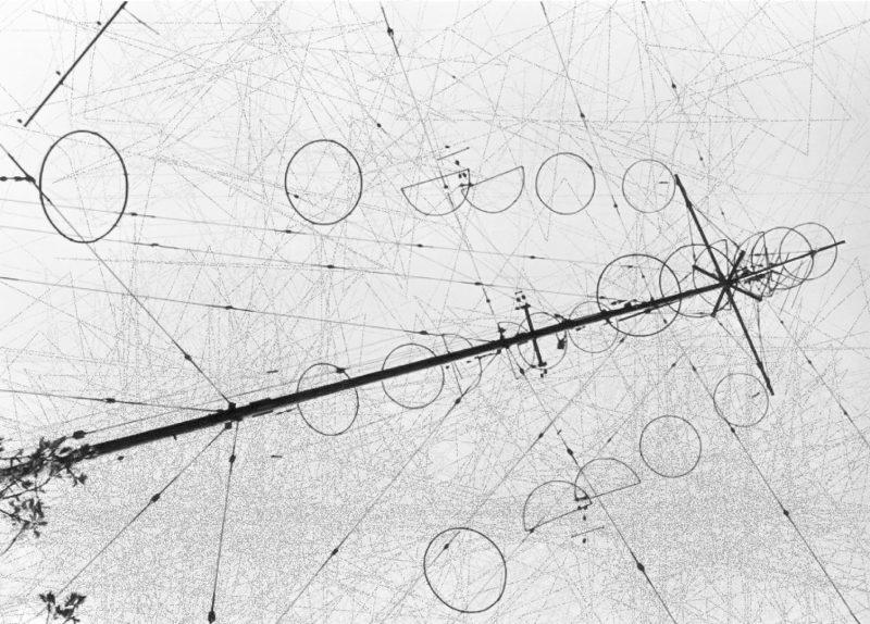 Objektas Nr. 61, Klaipėda. Radijo trukdžių dipolinė antena.