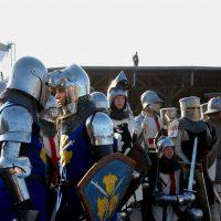 Žiūrovų laukia riterių pasirodymai. MLIM archyvo nuotr.