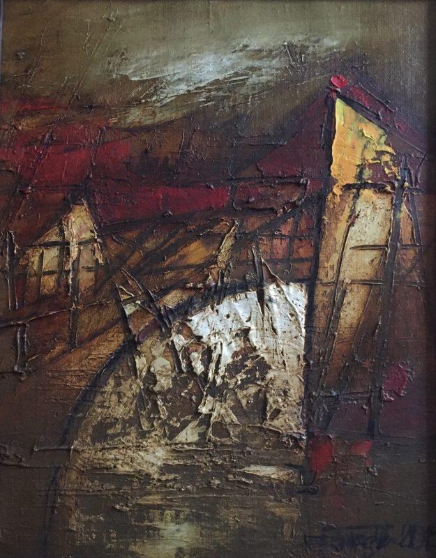 Ernesto Žvaigždino tapyba