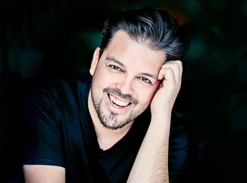 Tenoras Emiliano Gonzalez Toro. Organizatorių archyvo nuotr.