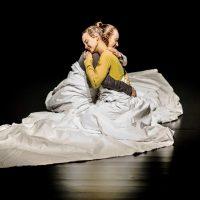 """Balstogės lėlių teatro spektaklis """"Virginia Wolf"""", rež. Gintarė Radvilavičiūtė. Krzysztof Bielinski nuotr."""