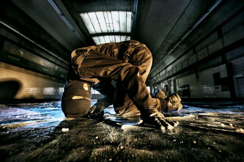 "Šiuolaikinio šokio spektaklis ""Post no Bills"". Kitt Johnson / X-act (Danija). Per Morten Abrahamsen nuotr."