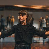 Choreografė Vittoria de Ferrari Sapetto. Eglės Sabaliauskaitės nuotr.