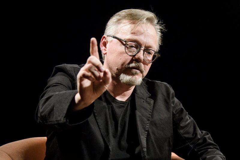 Aktorius Darius Meškauskas. Lauros Vansevičienės nuotr.