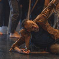 """""""Nuepiko"""" meno vadovas, šokėjas Marius Pinigis. Eglės Sabaliauskaitės nuotr."""