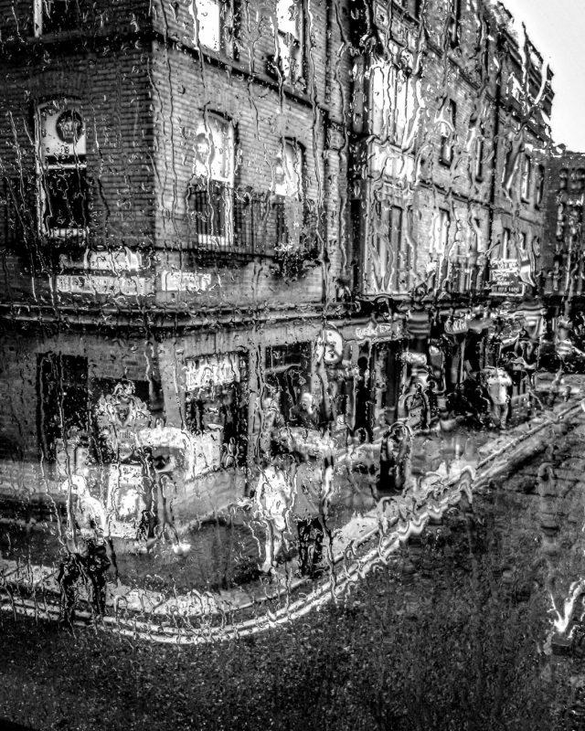"""Gintaras Varnagys. Iš ciklo """"Dangė Dubline, o Džoisas Dangėje"""", 2021."""